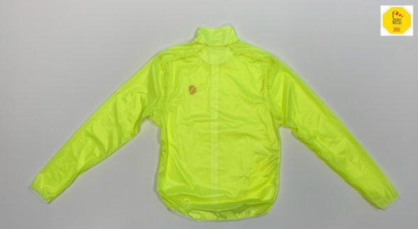 Windy Road Jacket Fluo