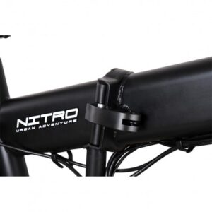 Ebike bicicletta elettrica The One Nitro