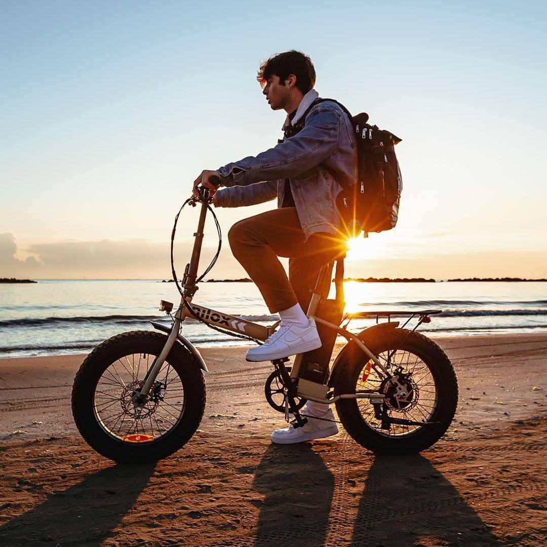 Nilox, le bici elettriche